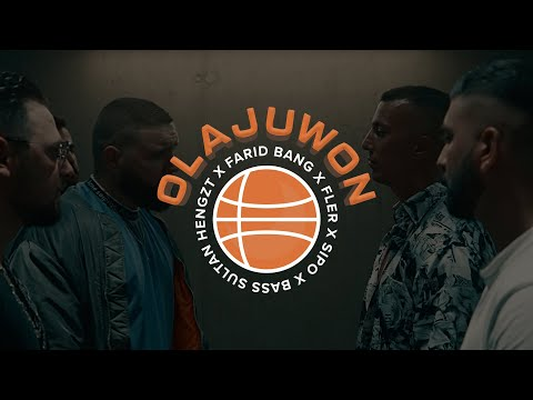 Farid Bang x Sipo x Fler x Bass Sultan Hengzt  - Olajuwon (official Video)