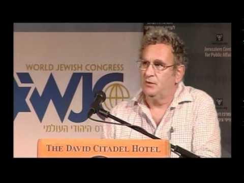 Professor Benny Morris - Ben-Gurion University Of The Negev