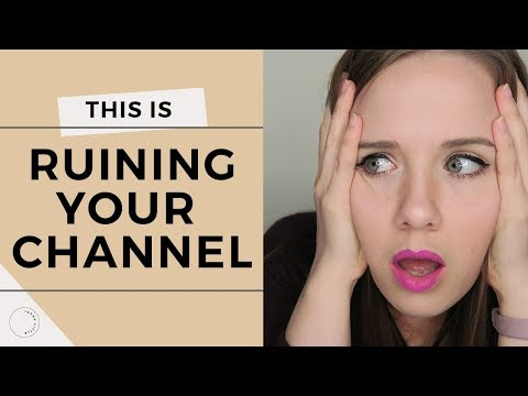 5 Youtube Mistakes To Avoid When Starting a Channel