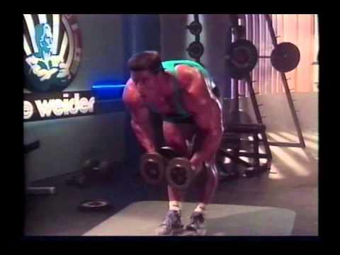 Joe Weider's Bodybuilding Training System Tape 5 - Legs & Shoulders