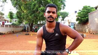 Give Voice to your Heart : RaviShankar an Engineering graduate is now a Fitness expert..!