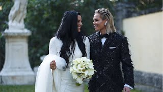 OUR WEDDING | Ali Krieger + Ashlyn Harris | 12.28.19 | Wedding Feature!