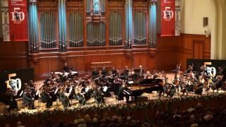 П И Чайковский Концерт для фортепиано с оркестром 1 часть I Андрей Гугнин