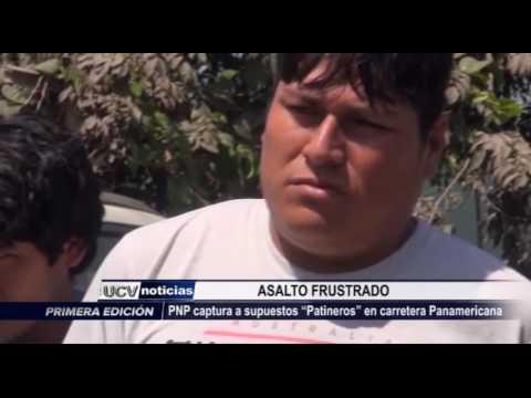 Víctor Larco: PNP frusta asalto en carretera Panamericana