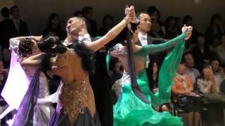 JAPAN DANCE GRAND PRIX BALLROOM FINAL Waltz - JBDC