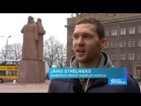 Jānis Strēlnieks: Vācijas kausu pleca traumas dēļ nevarēju pacelt
