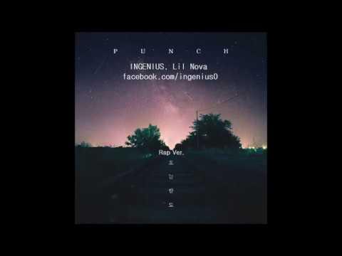 펀치(Punch) - 오늘밤도(Rap Ver.) by Lil Nova in INGENIUS