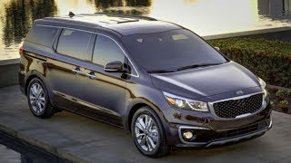 Kia Sedona 2018 Car Review
