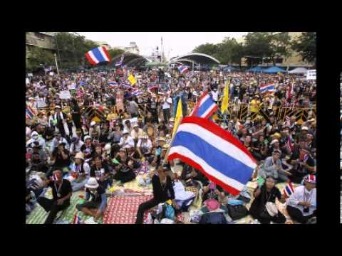 Thai Protesters Enter The Building Of Thailand's Ministry Of Finance
