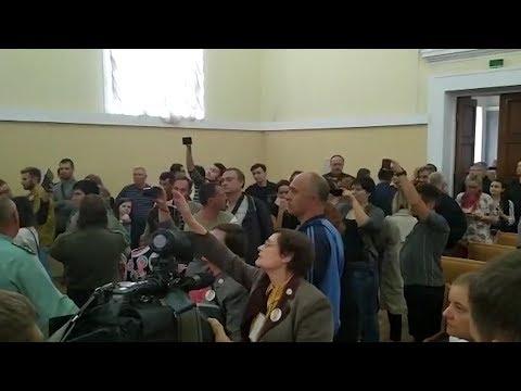 Реакция на приговор Сидорову и Мордасову | 161.RU