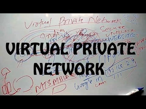 VPN : Virtual Private Network Explained [ Hindi ]
