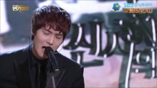 [이종현 - 내 사랑아] 2012 SBS 연기대상 축하공연