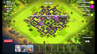 Clash of Clans Let's Play #1- Town Hall 8 introduction!