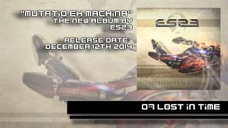 ES23 MUTATIO EX MACHINA (new Album!) PREVIEW! - Release: 12.12.2014