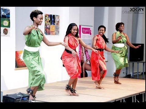 BURUNDI : INTAHE CULTURAL DANCE