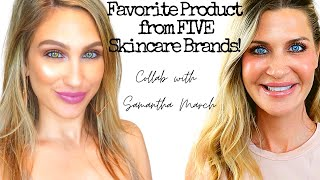 Skincare Favorites: 5 Brands, …