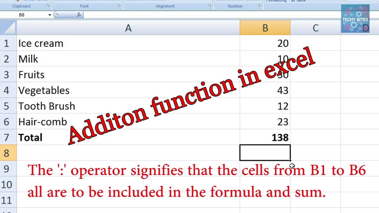 Learn the basics of Excel formulas with ExcelIsFun videos ...