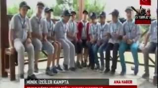 Ülke Tv-Sultangazi Belediyesi İzci Kampı