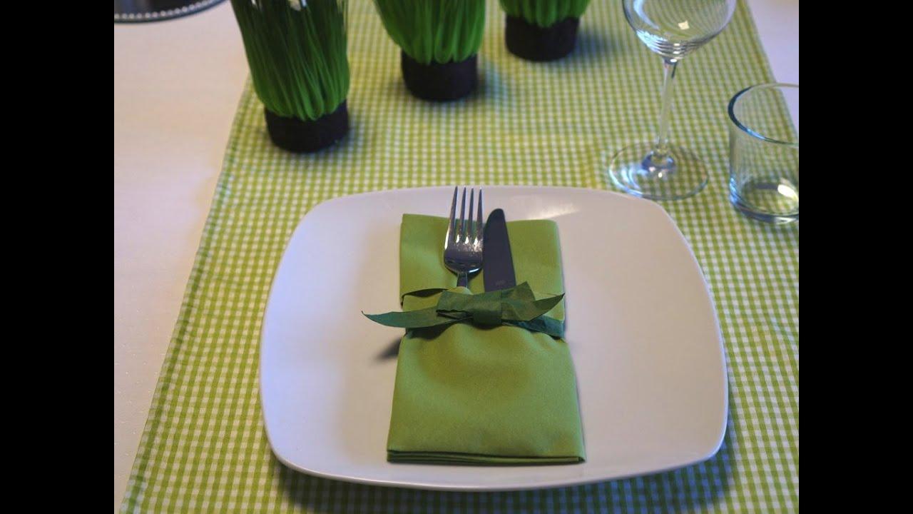 Besteck In Serviette Einrollen servietten falten serviette bestecktasche gerade