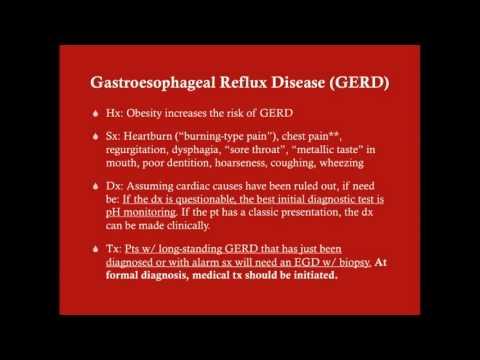 GERD Surgery – CRASH! Medical Review Series