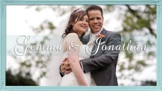 2013-08: Gemma & Jonathan - Our Wedding Day