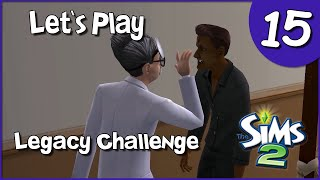 Let's Play The Sims 2 Legacy Challenge #15 - Well... That Figures