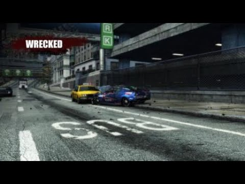 Burnout Paradise Remastered - Make the Music Stop, Please!