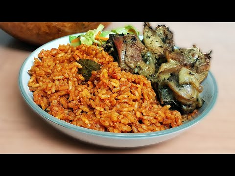 Smoky Party Jollof Rice: Is this the secret ingredient for Smoky Nigerian Party Jollof Rice?