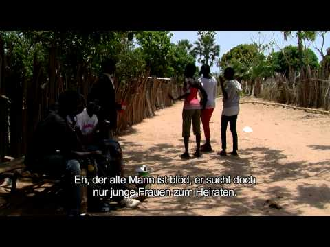 Film Project Gambia - Sirra Nfeng Ma
