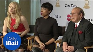 Iggy Azalea, Jennifer Hudson talk Grammy nominations - Daily Mail