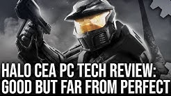 Halo Combat Evolved Anniversary PC Tech Review: The Master Chief Collection Version Analysed!
