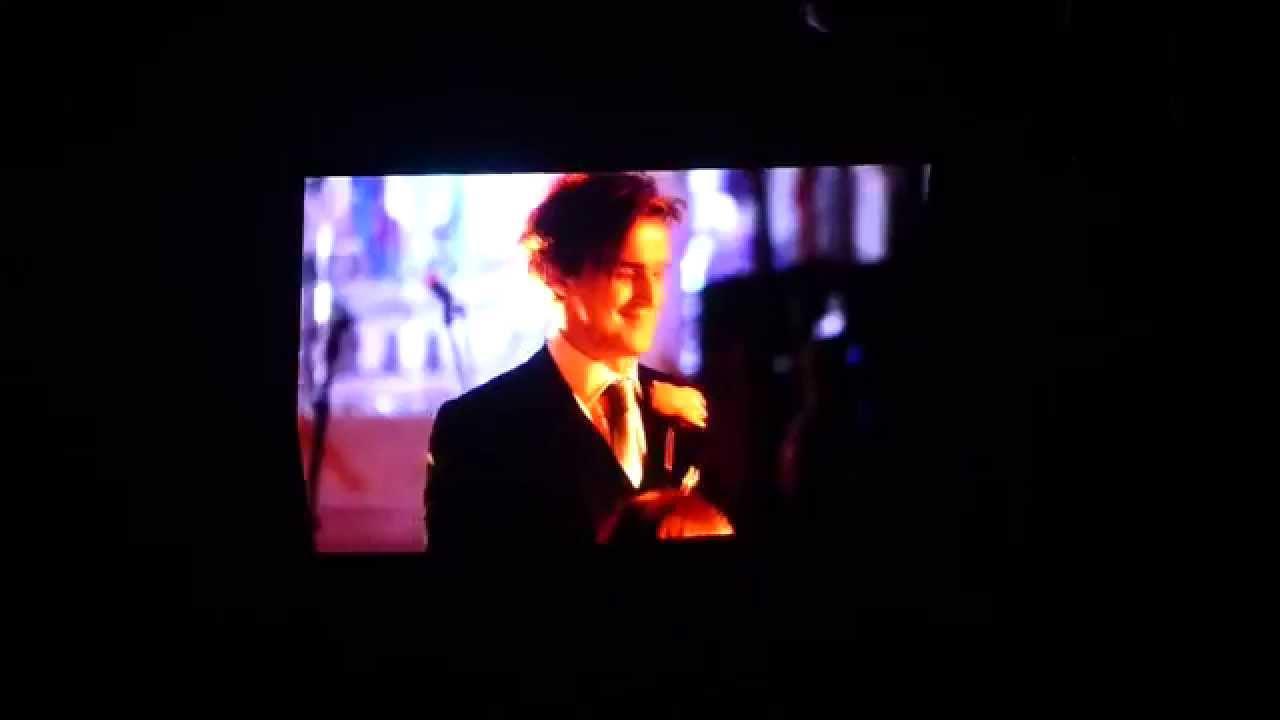 mcbusted wedding speech