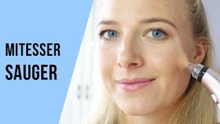 Anleitung Mitesser SAUGER | einfaches Tutorial Vakuum Blackhead remover