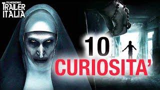 THE NUN - LA VOCAZIONE DEL MALE   10 Curiosità da sapere prima di vedere il film