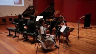 Rebecca Clarke - Piano Trio (excerpt) クラーク:ピアノ三重奏