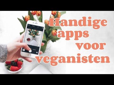 Apps Die Elke Vegan Nodig Heeft // Vegan Apps | Basimella