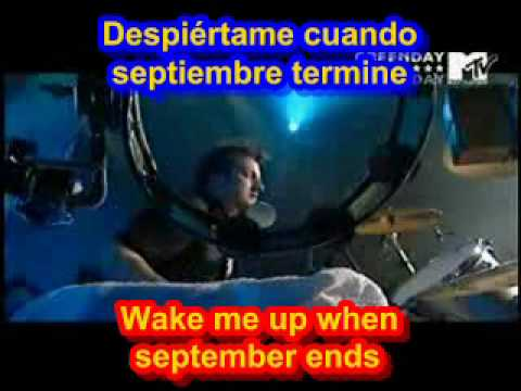 letras wake me up: