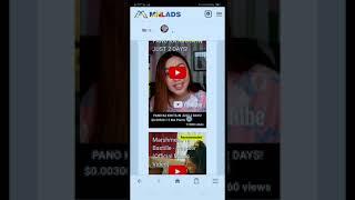 Manila ads trending paying online job. Legit