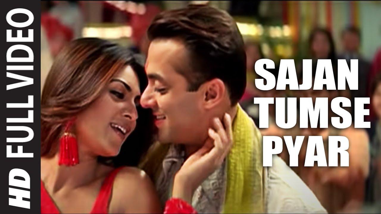 Download Full Video: Sajan Tumse Pyar | Maine Pyaar Kyun Kiya | Salmaan Khan, Sushmita Sen