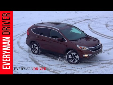 2015 Honda CR-V Wins Compact SUV Challenge on Everyman Driver
