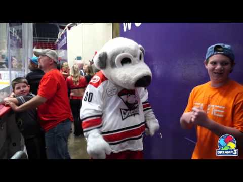 Dream On 3 & The Charlotte Checkers!