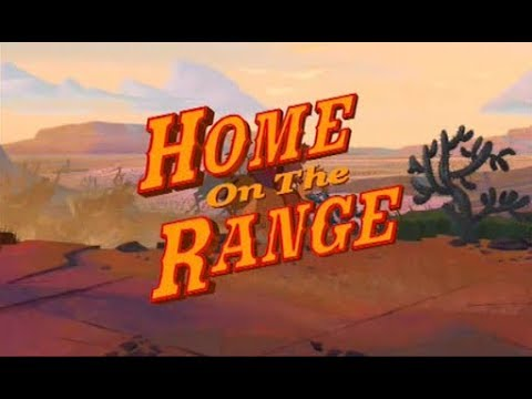 (You Ain't) Home on the Range (EU Portuguese)