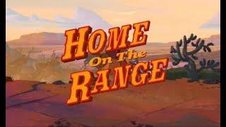 (You Ain't) Home on the Range (EU Portuguese)