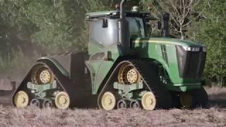 Building the best large tractors