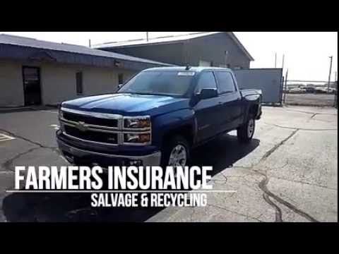 2015 Chevy Silverado at Copart Milwaukee, WI 7-15-2016