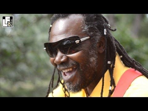 LEVI ROOTS - 'Reggae Reggae Sauce' - (Acoustic Session) LF8 Music