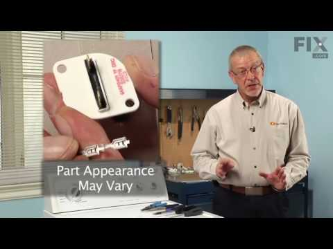 Kenmore Dryer Repair – How To Replace The Thermal Fuse