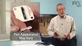 How to Replace a Kenmore Electric Dryer Thermal Fuse - YouTube Kenmore Dryer Wiring Diagram on