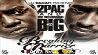 2 Pac & The Notorious B.I.G - Letter 2 Pac (Tribute) (Looped by DJ Radafi)