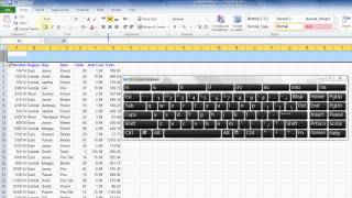 Excel Keyboard Shortcuts for Accountants